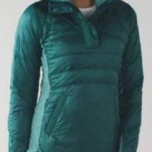 Down for a Run Pullover Jacket